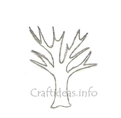 Free Pattern for a Tree