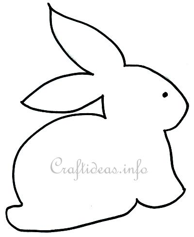 BUNNY EASTER PATTERN PRINTABLE » Patterns Gallery