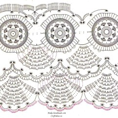 How To Make Crochet Pattern Diagram Yamaha Outboard Motor Parts Charming Dress For Women
