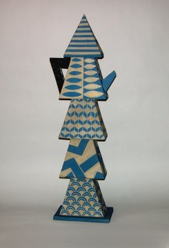 Kazuko Matthews, Stacked Tea Pot, 2006