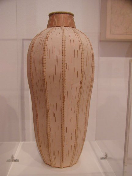 Dona Look, Basket #2000-1, 2000 at the Fuller Craft Museum