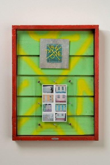 Thomas Mann, Markings No. 3 - X, Storm Cycle series. Will Crocker photograph