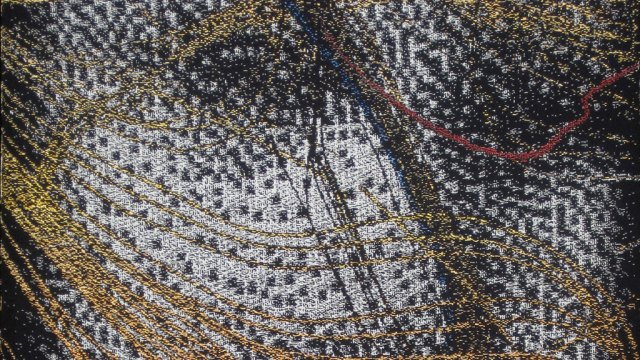 Llia Cook textile, Craft in America