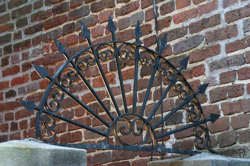 Philip Simmons, Above Doorway Iron Work