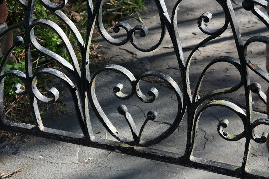 Philip Simmons, Ironwork Gate