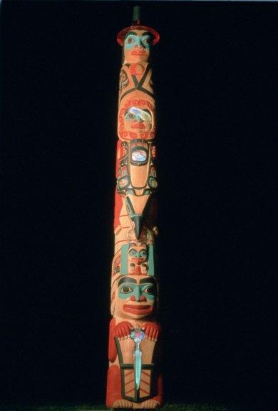 Preston Singletary, Pilchuck Totem