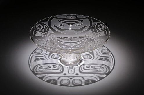 Preston Singletary, Tlingit Crest Hat, 2015
