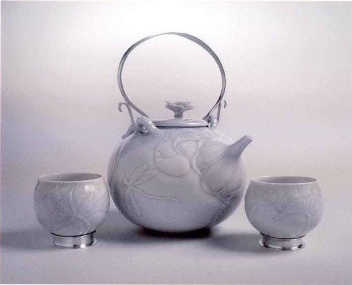 Cliff Lee, Tea Set