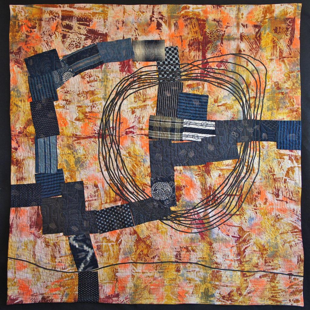 Joe Cunningham, Patchwork Quilt, Craft in America