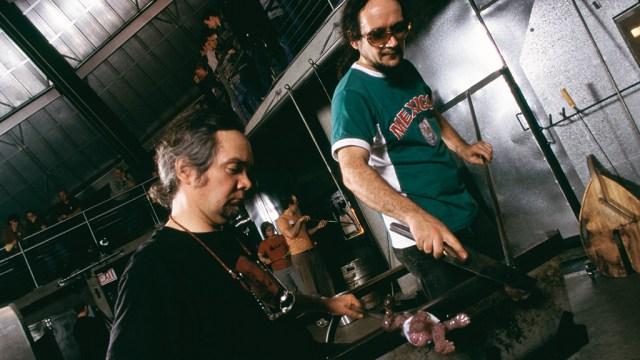 Einar and Jamex de la Torre. Rob Whitworth Photograph