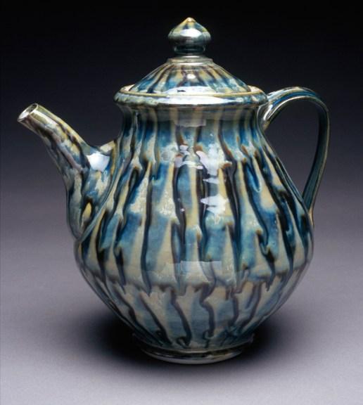 Sarah Jaeger, Teapots, 2006. Dean Adams Photograph