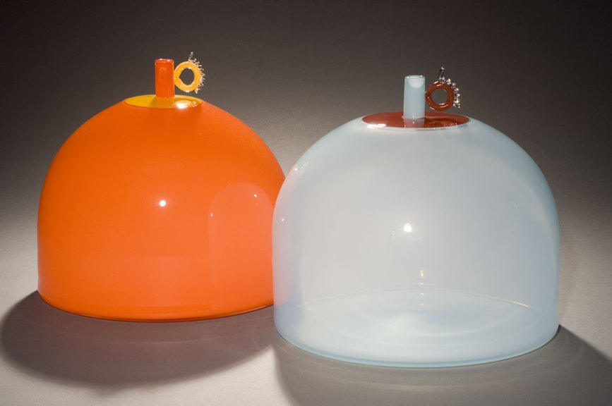 Mark Mitsuda, Orange/Yellow & Blue/Red Jugs