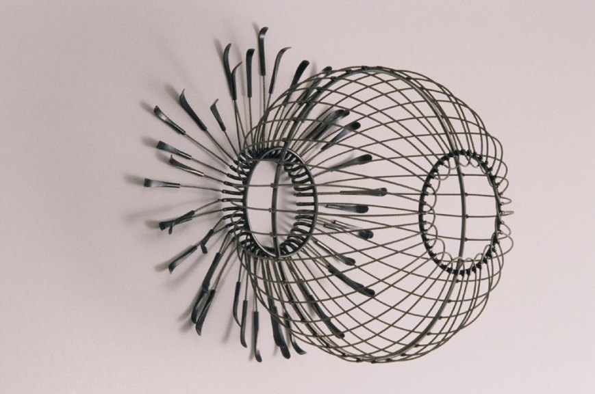 Susie Ganch, Brooch, 2006