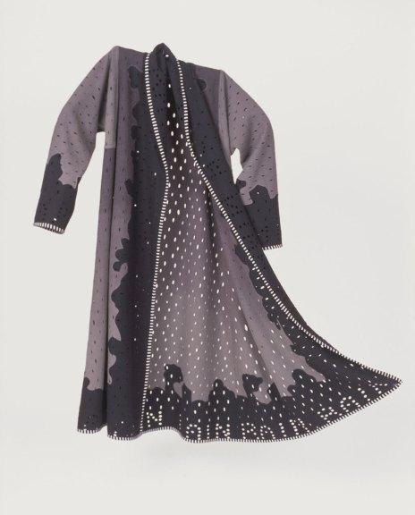 Jean Cacicedo, Rain Coat #1, 1999, Barry Shapiro photograph