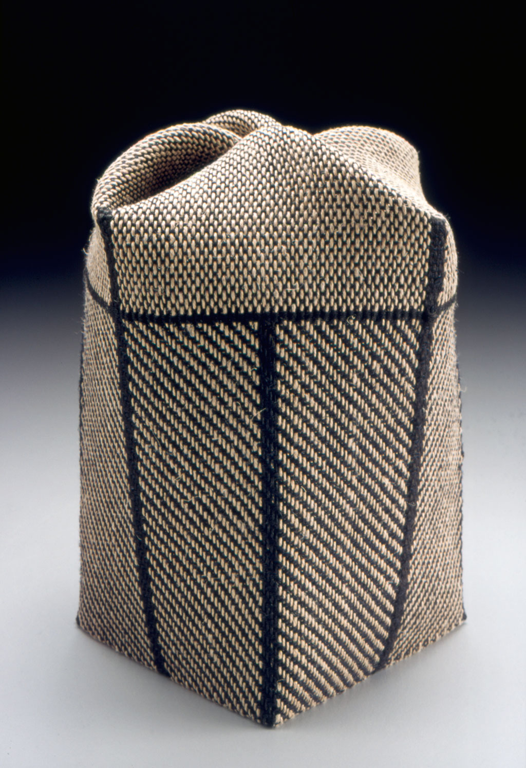 Kay Sekimachi, Takarabako, Courtesy of Forrest L. Merrill Collection, Craft in America