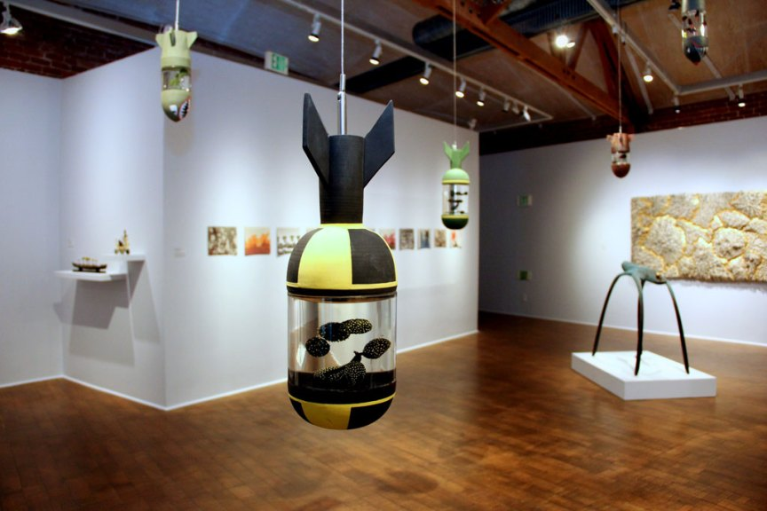 Thomas Dang, Bombs Away, 2011