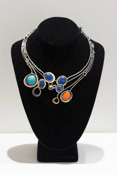 Ramona Solberg, Necklace
