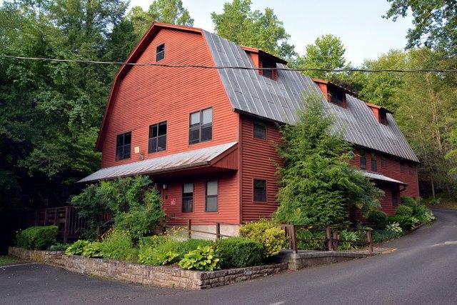 Arrowmont Red Barn