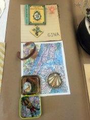 Gina Arena's creations