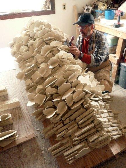 Wayne Higby working on EarthCloud