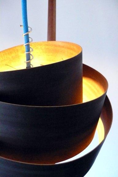 Isabella Pierson, Zig Zag lamp (detail), 2016