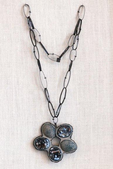 Kathleen Browne, Repair Necklace, 2012