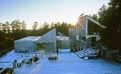 Haystack's Maine Deck