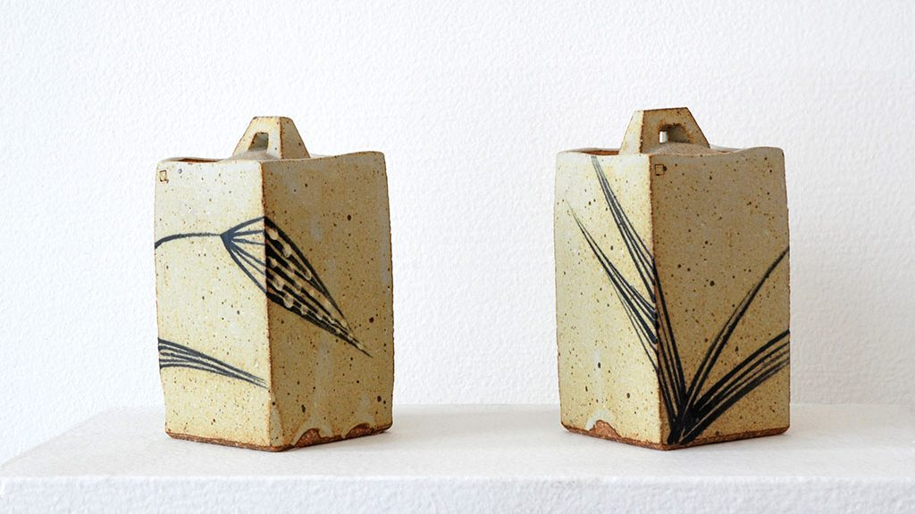 Sequoia Miller, Covered Jars, 2010
