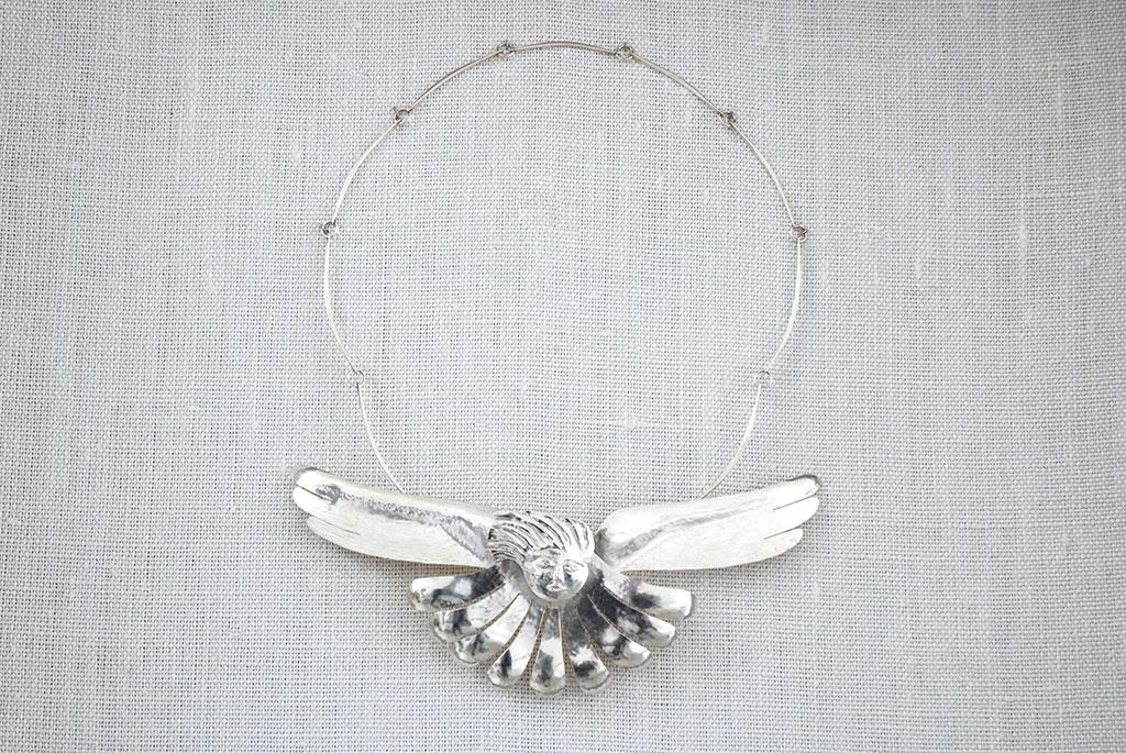 Arline Fisch, Guardian Angel, 1969, Craft in America
