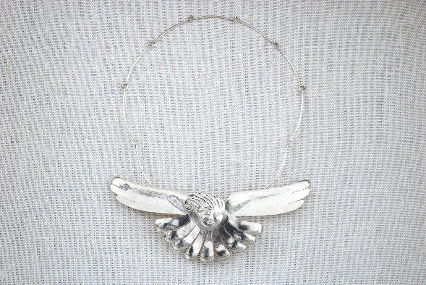 Arline Fisch, Guardian Angel, 1969