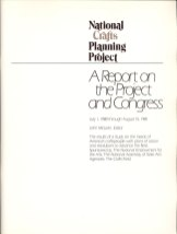 National Crafts Planning Project