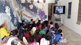 Mano Made Consuelo Jimenez Underwood Educational Outreach