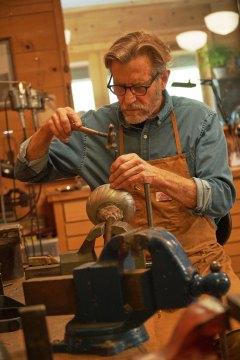 Randy Stromsoe, Silversmith, Craft in America