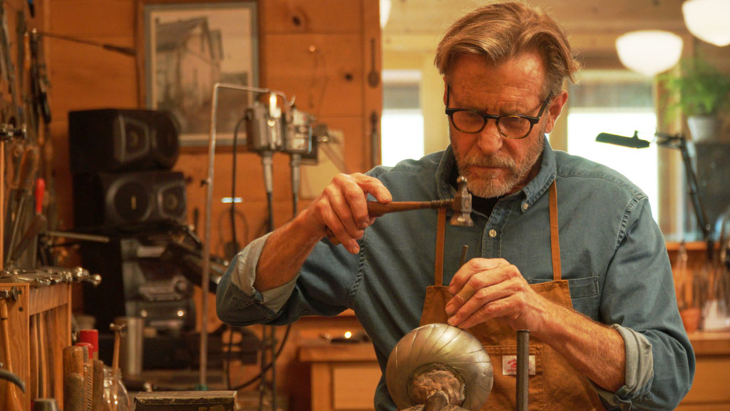 Randy Stromsoe, Silversmith, Craft in America