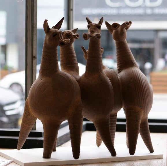 Dora De Larios, Sculpture, c.1960, California Visionaries: Seminal Studio Craft, Featuring Works from the Forrest L. Merrill Collection