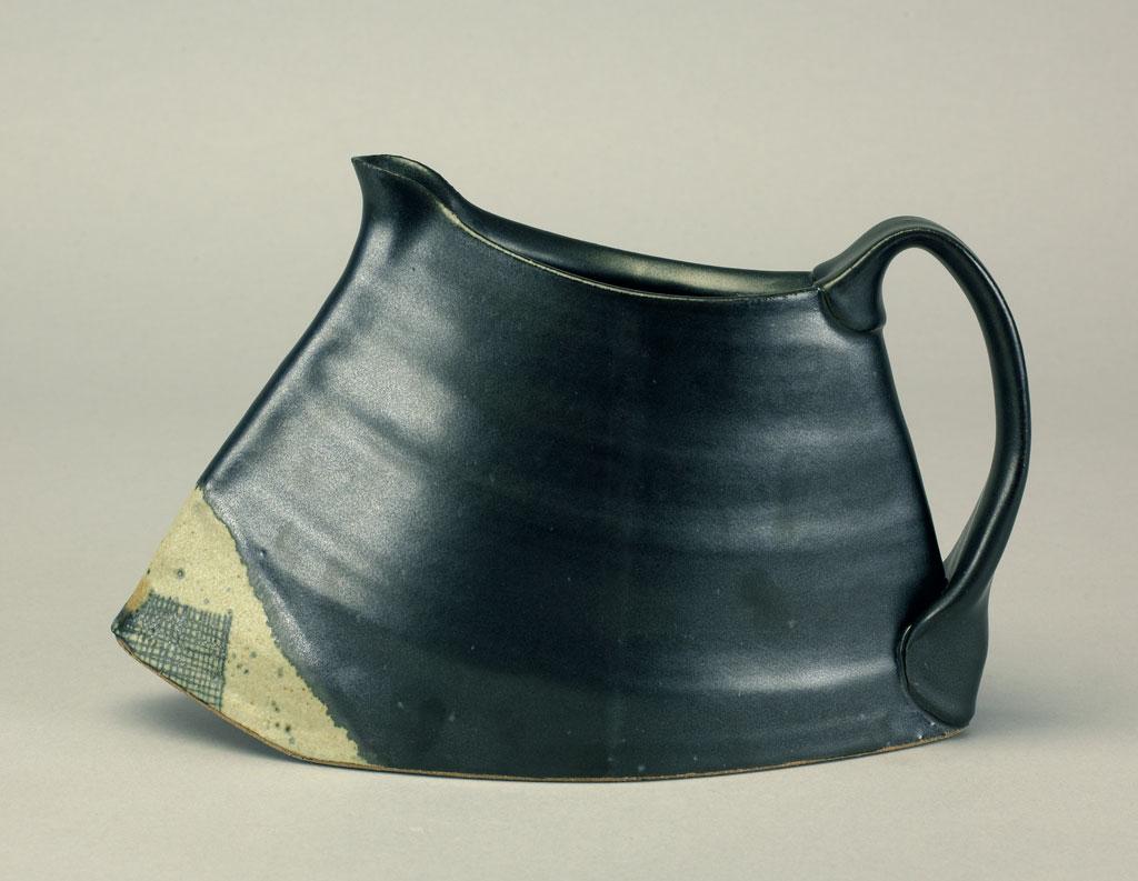Sequoia Miller, Pitcher, ceramic, Craft in America