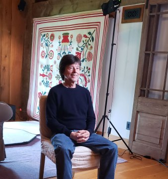 Ken Burns, Quilts, Craft in America