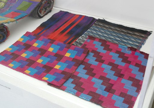 Lois Bryant, Selection of woven experiments, 1978-1986, Material Meaning: A Living Legacy of Anni Albers, Craft in America