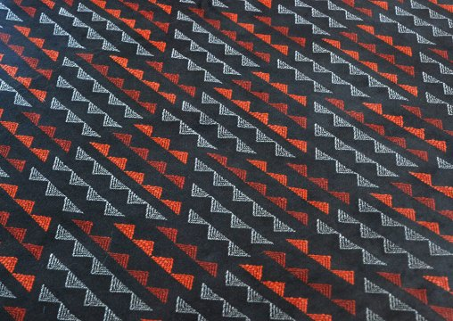 Susie Taylor, 31701 EV1 (detail). Material Meaning: A Living Legacy of Anni Albers, Craft in America