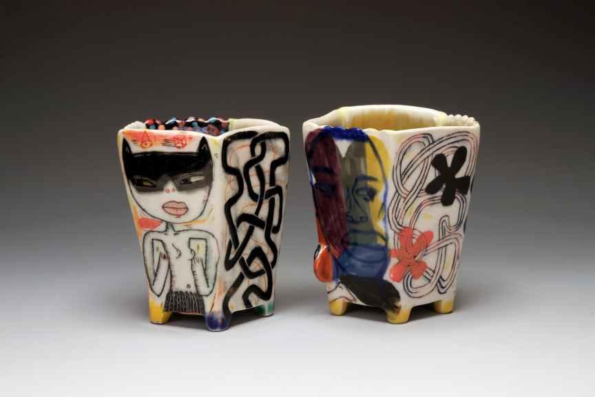 Yunomi Cup Exhibition