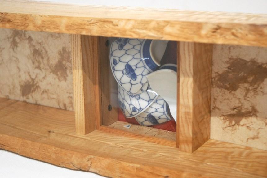 Wendy Maruyama, EO Zenmetsu, 2011 (detail), IDENTITY, Craft in America