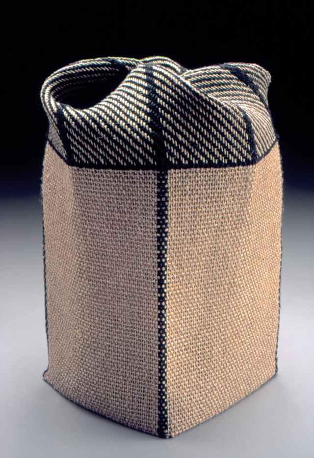 Kay Sekimachi, Takarabako, Courtesy of Forrest L. Merrill Collection, Craft in America