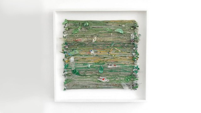 Suzanne Tick, Pick Up Series: Spring Grass, 2016
