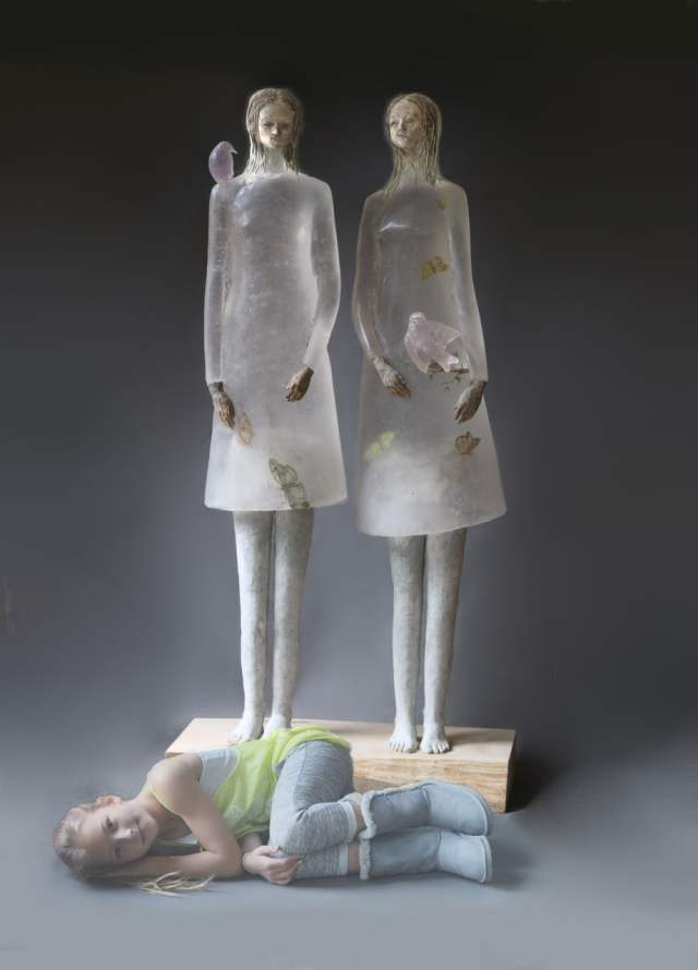 Christina Bothwell, Conversation With Violet, Storytellers, Craft in America
