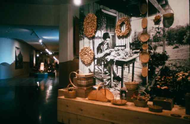 Islands in the Land, Appalachia exhibition, Pasadena Art Museum, Eudora Moore, Craft in America