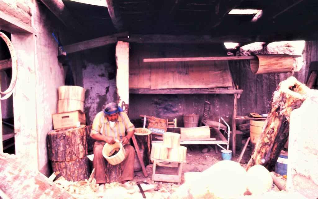 Islands in the Land Exhibition, The Rio Grande, Cochiti Casique, Craft in America