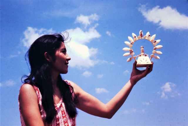 Islands in the Land Exhibition, The Rio Grande, Cordova, Gloria Lopez, Craft in America