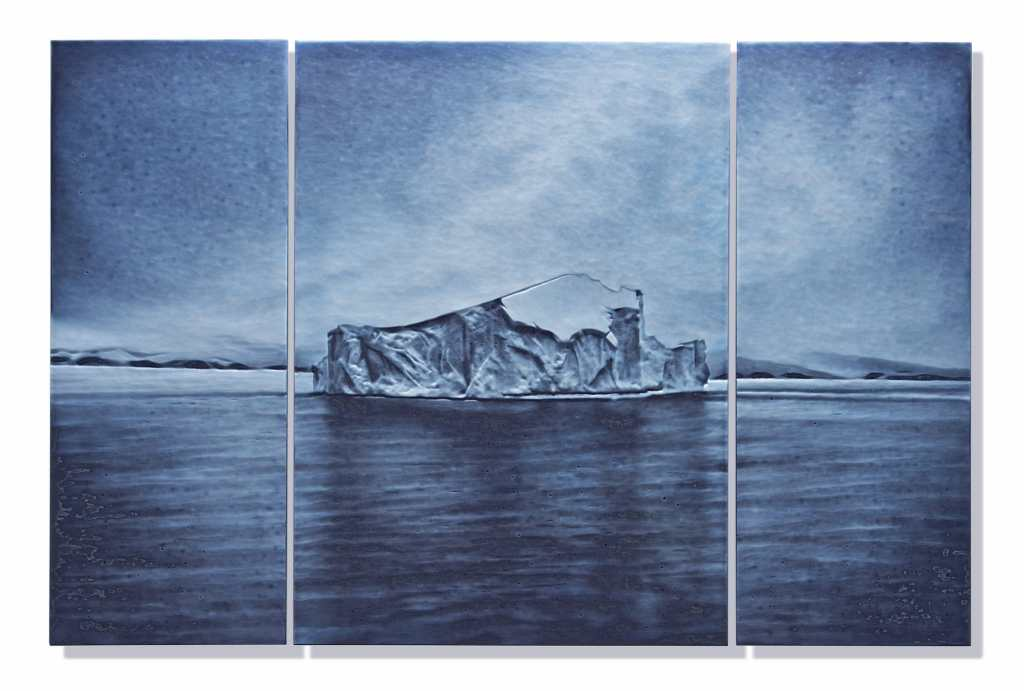 April Surgent, Portrait of an Iceberg, Craft in America