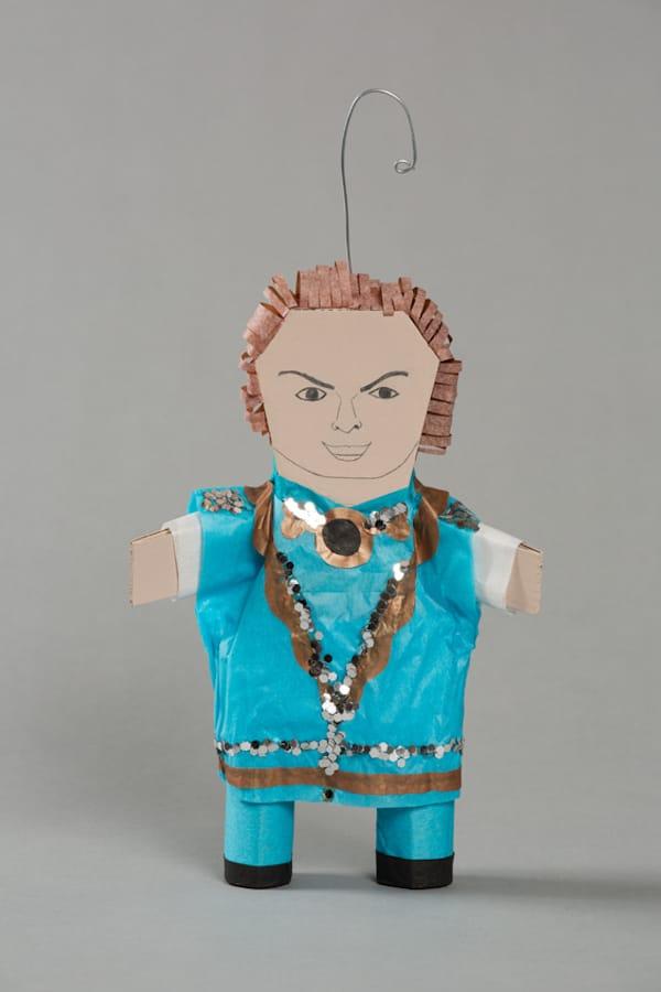 Ana Serrano, Piñatitas: Walter Mercado, Craft in America, Piñatas