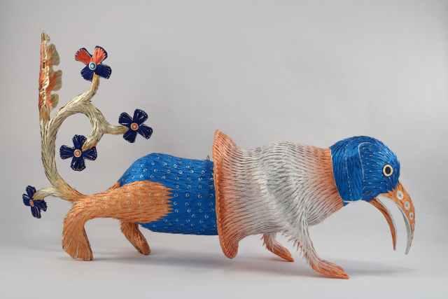 Roberto Benavidez, Illuminated Piñata No. 2, Craft in America